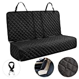 Dog Car Seat Cover for Back Seat, Non-Slip Durable Backseat Covers for Sedan, Truck and SUV, Scratchproof Cover for Backseat Protection …