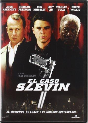 El Caso Slevin (Import Movie) (European Format - Zone 2) (2007) Josh Hartnett; Morgan Freeman; Stanley Tucc