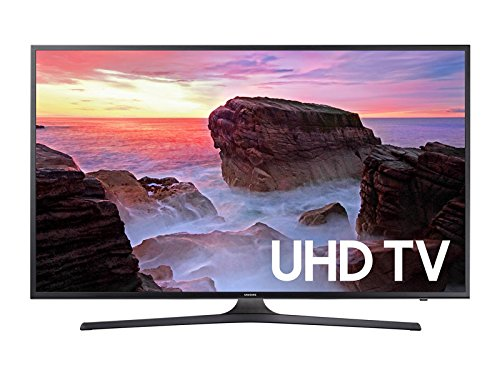 Samsung Smart TV 40″ 4K UN40MU6300FXZA (Renewed)