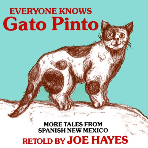 Everyone Knows Gato Pinto audiobook cover art