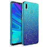 BENTOBEN Huawei P Smart 2019 Hülle Handyhülle Glitzer,