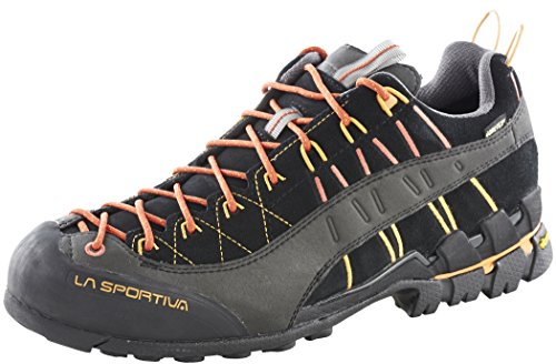 Zapatillas de aproximación La Sportiva Hyper negro para hombre...
