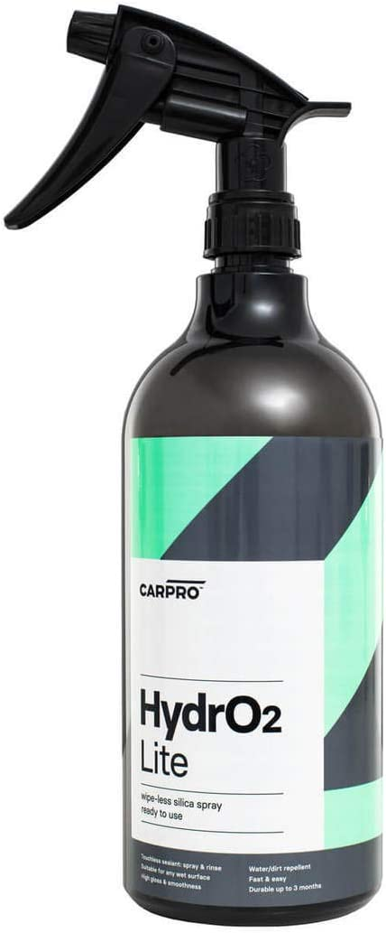 CARPRO HydrO2 Lite Touchless Silica Sealant A surprise price is realized with Liter 1 Sprayer Genuine