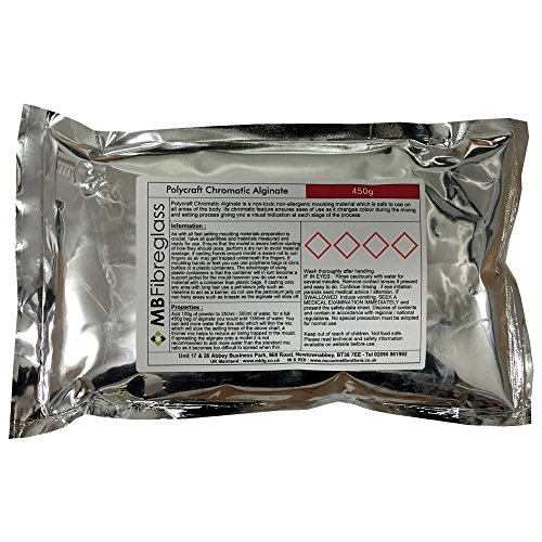 Quick Casting 200Grams in Polybag Alginate Moulding Paste