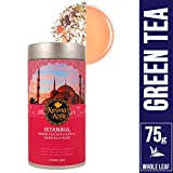 Karma Kettle Istanbul, Green Tea with Apple, Berries, Rose and Hibiscus, Natural Detox