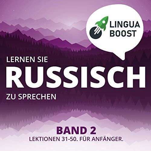 Lernen Sie Russisch zu Sprechen, Band 2 Titelbild