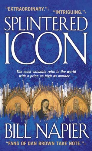 Splintered Icon (English Edition)