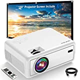 Best Mini Projectors - Projector, GROVIEW Mini Projector, 1080P Supported Video Projector Review