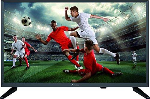 STRONG SRT 24HZ4003N TV LED HD da 60 cm (24 pollici) (HDTV, triplo sintonizzatore, HDMI, USB, modalità hotel) Nero