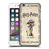 Head Case Designs Oficial Harry Potter Dobby House Elf Creature Chamber of Secrets II Carcasa rígida Compatible con Apple iPhone 6 / iPhone 6s