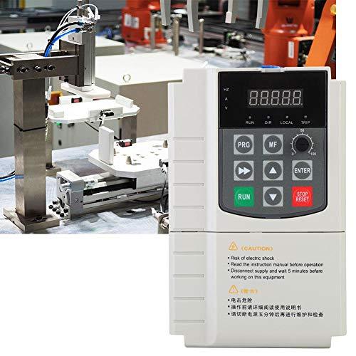 3-fase omvormer met ingebouwde PID-regelaar voor industriële toepassingen 380V (2,2KW)