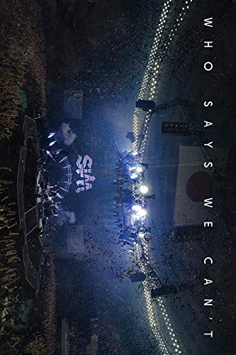 WHO SAYS WE CAN'T(通常盤) [DVD]