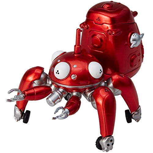 Union Creative Ghost in The Shell: Stand Alone Komplex 02: Tachikoma Druckguss Figur (Version rot)