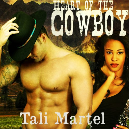 Heart of a Cowboy audiobook cover art