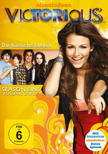 Victorious - Season 1.2 (2 DVDs)