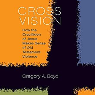 Cross Vision audiobook cover art