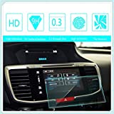 Maiqiken for Honda Accord 2016 8 Inch 183×91mm Navigation Screen Protector Touch Screen Display Film 9H Hardness Anti Glare Anti Scratch GPS Screen Protector Foils