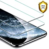 xinyunew [2 Stück] Panzerglas Bildschirmschutzfolie für Xiaomi Mi Mix 3, Japanische 9H Festigkeit Panzerglas Folie, HD Tempered Glas Schutzglas, Schutzfolie, Screen Protector Glass