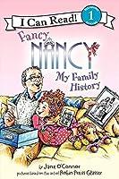 Fancy Nancy: My Family History (I Can Read Level 1)