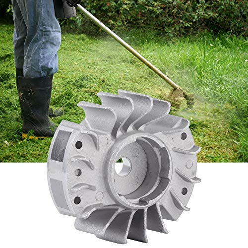 Changor Accesorio de Motosierra magnética, 3.2cm / 1.3in Flywheel Fit Metal Made
