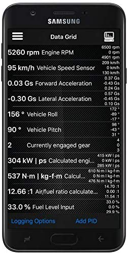 AutoMeter 6036 OBD II Wireless Module Bluetooth DashLink for Apple iOS Andriod product image