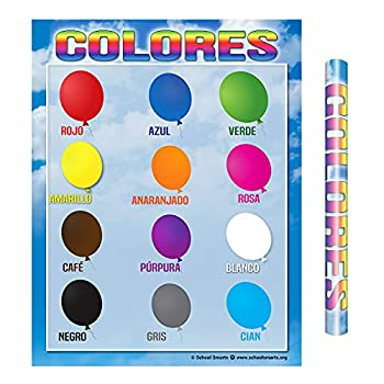Best spanish color chart Reviews