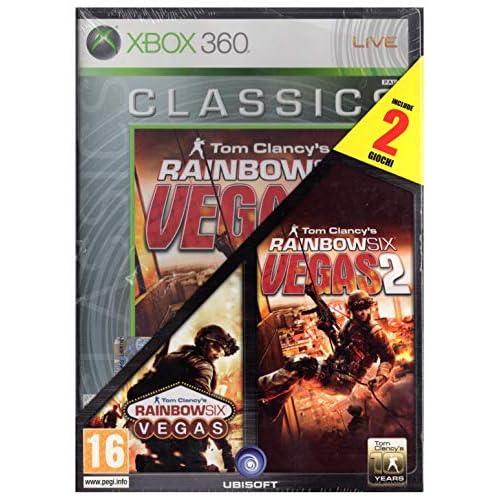 Compilation Bi-Packs Rainbow: Six Vegas 1 + 2