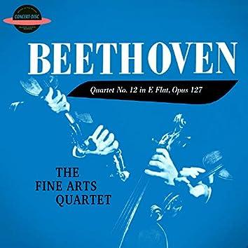 Quartet No. 12 In E Flat, Opus 127