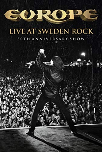 Live at Sweeden rock-Blue ray [DVD]