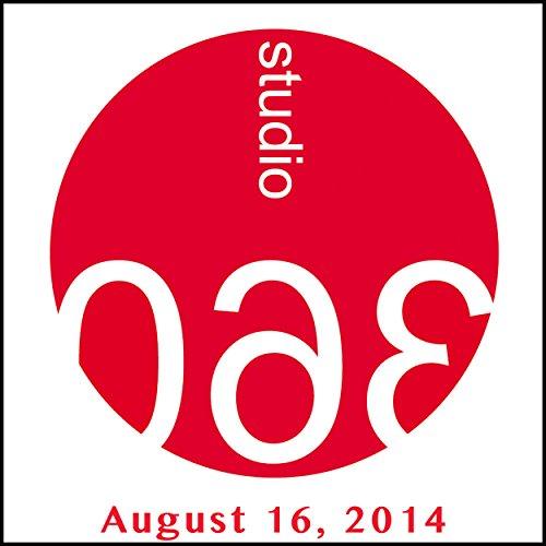 Studio 360: Rufus Wainwright & the Art of the Book Cover cover art
