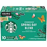 Starbucks Spring Day Blend K Cup Coffee, 10Count