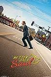 Better Call Saul - Street Poster Drucken (55,88 x 86,36 cm)