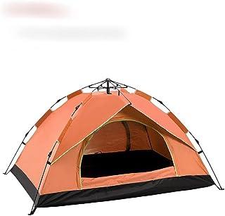 Hydraulisk fjäder automatiskt tält flerperson fyra säsonger tält snabböppnande markis vindtät regnsäker snötät camping