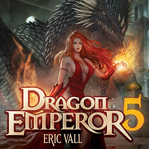 Dragon Emperor 5 cover art