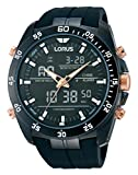 Lorus Watches Herrenuhr Analog-Digital Quarz mit Kautschukarmband – RW615AX9