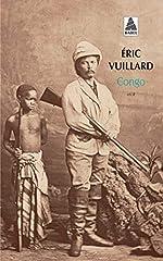 Congo d'Eric Vuillard
