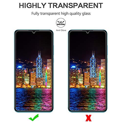 xinyunew [2 Stück] Panzerglas Displayschutzfolie für Huawei Honor 20 lite, Japanische 9H Härte Panzerglas Folie, HD Tempered Glas Schutzglas, Schutzfolie, Screen Protector Glass - 6