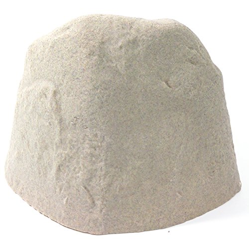 Emsco Group Landscape Rock – Natural Sandstone Appearance – Medium – Lightweight – Easy to Install