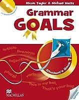 American Grammar Goals Level 1 Student's Book Pack (Grammar Goals American English)