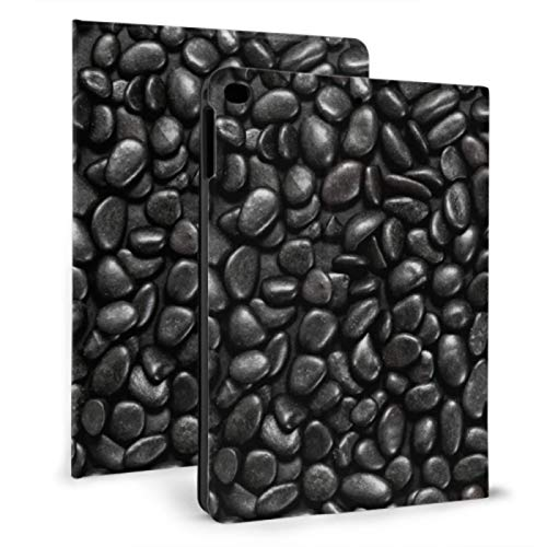 JIUCHUAN Kidproof Ipad Cover Smooth Strange Pebbles Ipad Protective Case For Kids For Ipad Mini 4/mini 5/2018 6th/2017 5th/air/air 2 With Auto Wake/sleep Magnetic Ipad Carrying Case