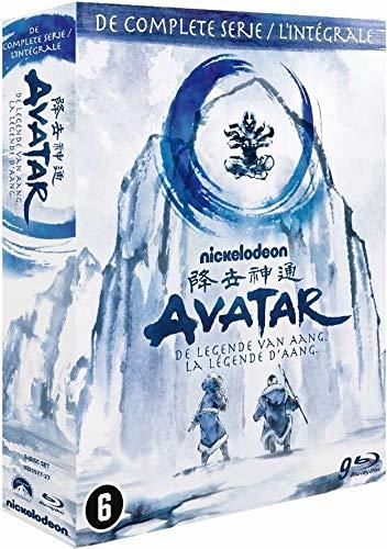 Avatar-Le Dernier Maitre de L'Air Collection [Blu-Ray]