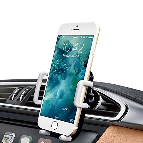 classement un comparer I Amotus® Car Holder Universal Air Vent Un support de voiture qui peut pivoter à 360 degrés…