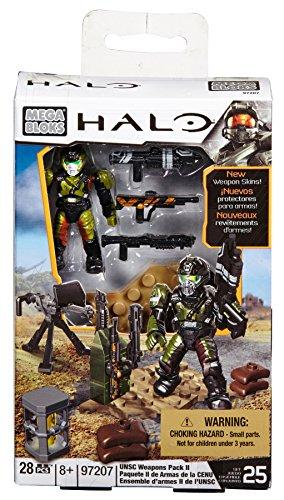 Mega Bloks Halo UNSC Armory Pack II