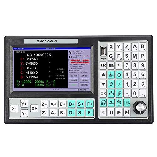 Motion Controller 5-Achsen-Motion-Controller 500 kHz Offline-Motion-Controller CNC-Gravur CNC-Hochleistungscontroller
