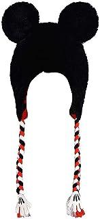 Disney Mickey Mouse Plush Winter Hat Costume Laplander