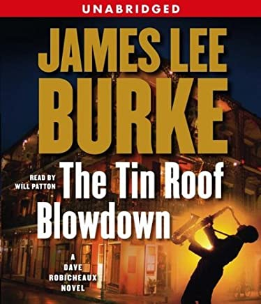 (THE TIN ROOF BLOWDOWN ) BY Burke, James Lee (Author) Compact Disc Published on (07 , 2007)
