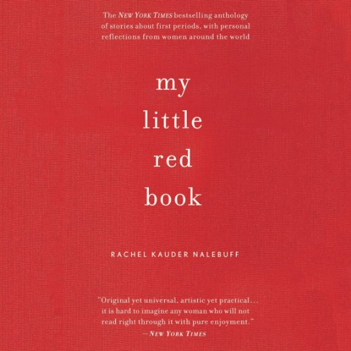 My Little Red Book audiobook cover art