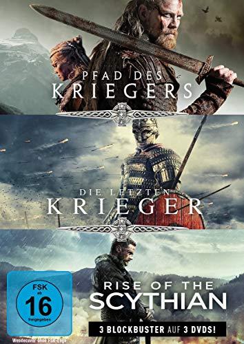 Pfad des Kriegers / Die letzten Krieger / Rise of the Scythian [3 DVDs]
