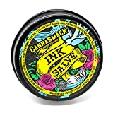 CannaSmack Ink Salve - Natural & Vegan Tattoo Aftercare Balm - Helps Soothe Irritated Skin & Relieve Itching - Hemp & Botanical Tattoo Care Ointment - Cruelty Free, USA
