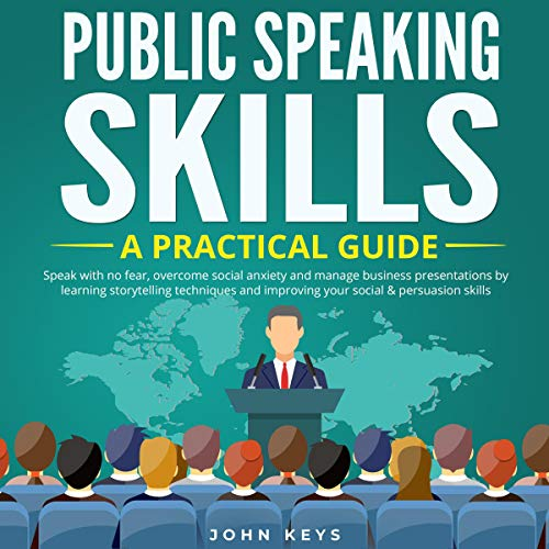 Public Speaking Skills: A Practical Guide audiobook cover art